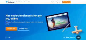 Freelancer.com Freelancing Marketplace