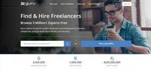 guru.com freelancing marketplace