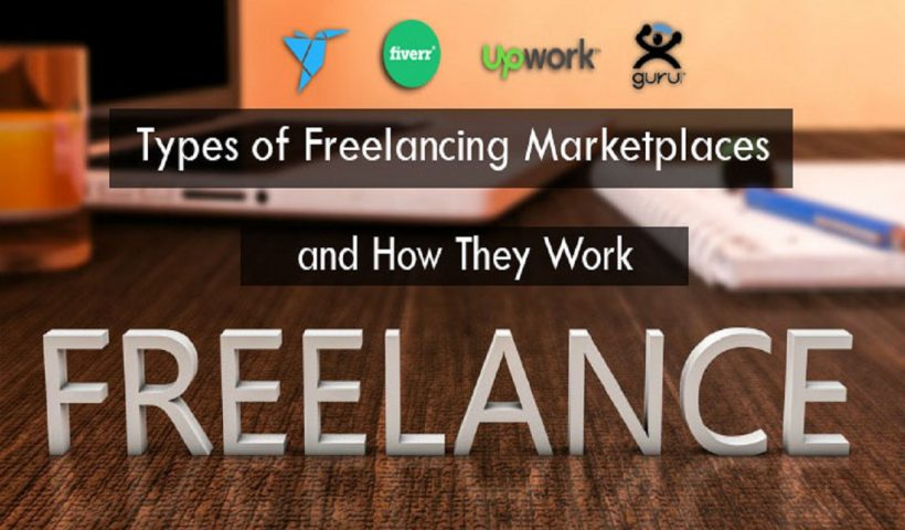 types of freelancing marketplaces